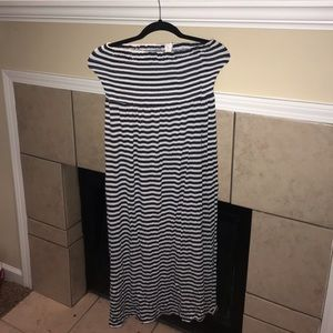 Striped Maxi Dress 🛑READ DESCRIPTION